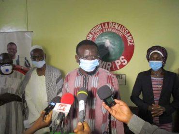Situation national : L'UNIR/PS invite le peuple Burkinabè à l'union sacrée