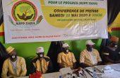 MJPP /SAHA : Un nouveau parti, dans le paysage politique Burkinabè