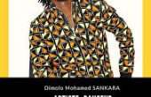 Danse : MAHAMADI SANKARA dit DIMOLO, un danseur libre penseur et engager