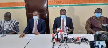 Situation nationale : L'ONA un troisième regroupement politique est né