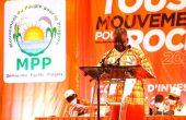 Investiture du candidat du MPP: La mobilisation était au rendez-vous
