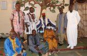 Reconciliation nationale : Les membres du bureau du HCRUN reçu par sa Majesté le Moogho Naaba
