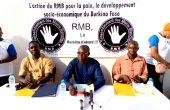 RMB: La main du changement politique au Burkina