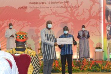 Finance inclusive : Lancement du FONAFI doté d'une enveloppe de plus de 44 milliards de FCFA