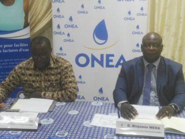 Société: L'ONEA apporte des éclaircissements sur sa facturation