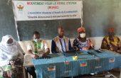 Santé sexuelle et reproductive: Le MOREC et le SP/CNLS-IST se donnent la main