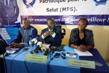 Communiqué du MPS : Réaction du gouvernement