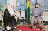 Coopération : l'Arabie Saoudite et le Burkina Faso échangent sur les projets communs de développement