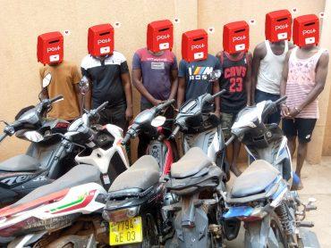 Cyber arnaque au Burkina: La Brigade Centrale met un terme aux activités de deux réseaux de cyber escroc