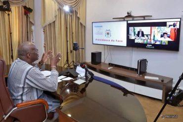 Sommet Union européenne-G5 Sahel : Roch Kaboré plaide pour plus d'investissements au profit des populations