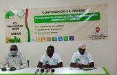 Elections du 22 novembre: la CONAJEC et le CESAO-AI plaident en faveur de l'environnement.