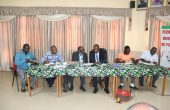 Fasofoot : Lazare Banssé échange avec les présidents de ligues