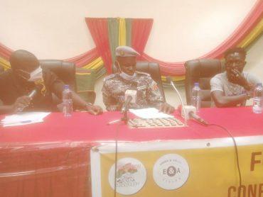 Burkina: 1ère édition de la foire FDS