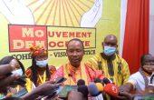Politique:  Premier Congrès du Mouvement Démocrate (MODEM)