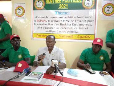 Politique : Un nouveau parti politique dans la scène politique Burkinabé