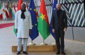 Fin de séjour en Belgique: Le président Kaboré remercie ses hôtespour «différents soutiens»