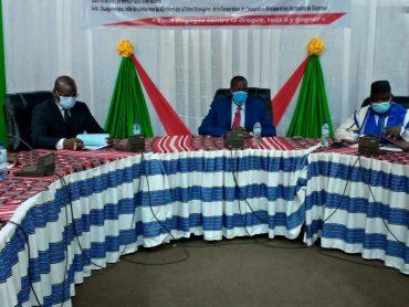 Lutte contre la drogue : Le CNLD tient sa 16ème Assemblée Générale ordinaire