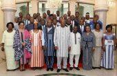 BurkinaFaso: Coût salarial des gouvernements période 2016-2020.
